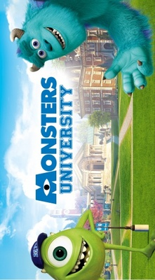 Monsters University movie poster (2013) poster MOV_32c2899c