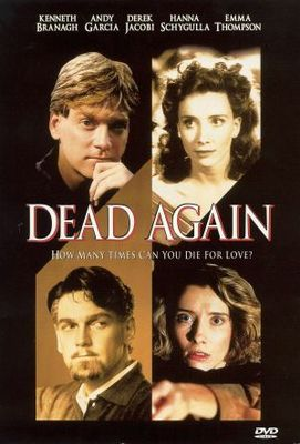 Dead Again movie poster (1991) poster MOV_32c4070b