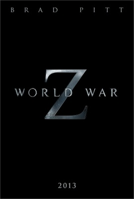 World War Z movie poster (2013) poster MOV_32c444fb