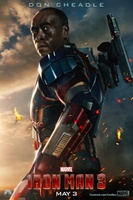 Iron Man 3 movie poster (2013) picture MOV_32c8d22b