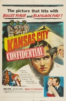 Kansas City Confidential movie poster (1952) picture MOV_32cbaf70