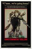 Uncommon Valor movie poster (1983) picture MOV_32cd48dd