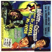 Abbott and Costello Meet Dr. Jekyll and Mr. Hyde movie poster (1953) picture MOV_32cdac39