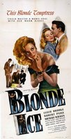 Blonde Ice movie poster (1948) picture MOV_32ce62df