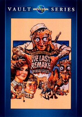 The Last Remake of Beau Geste movie poster (1977) poster MOV_32ce7c60