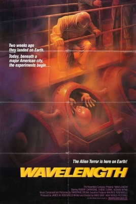 Wavelength movie poster (1983) poster MOV_32cea138