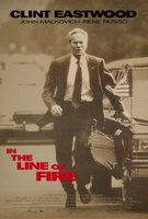 In The Line Of Fire movie poster (1993) picture MOV_32d16bc3