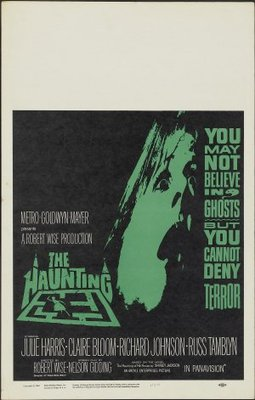 The Haunting movie poster (1963) poster MOV_32d1d493