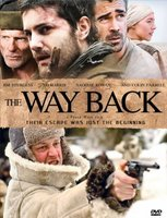 The Way Back movie poster (2010) picture MOV_32d7335d