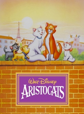 The Aristocats movie poster (1970) poster MOV_32dcd183