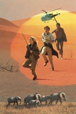 A Far Off Place movie poster (1993) poster MOV_32e208ea
