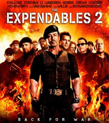 The Expendables 2 movie poster (2012) poster MOV_32eb6674