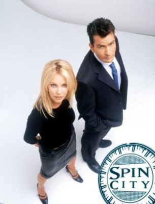 Spin City movie poster (1996) poster MOV_32ebf653