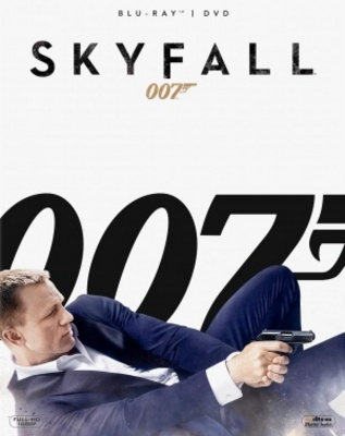 Skyfall movie poster (2012) poster MOV_32f443d4
