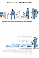 Sleepwalk with Me movie poster (2012) picture MOV_32f50805