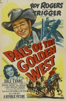 Pals of the Golden West movie poster (1951) picture MOV_32f6e62c