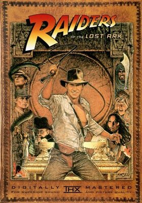 Raiders of the Lost Ark movie poster (1981) poster MOV_32fa1cd3