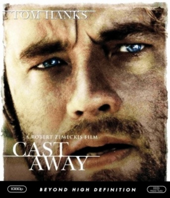 Cast Away movie poster (2000) poster MOV_32fb5d84