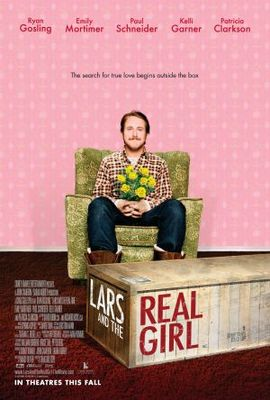 Lars and the Real Girl movie poster (2007) poster MOV_32fcdd00