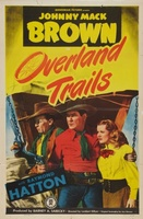 Overland Trails movie poster (1948) picture MOV_3302b5cc