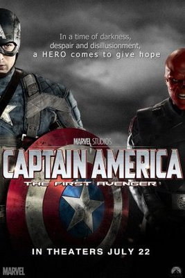 Captain America: The First Avenger movie poster (2011) poster MOV_330a6f13