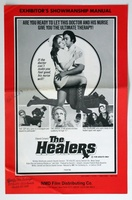 The Healers movie poster (1972) picture MOV_330af45f