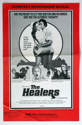 The Healers movie poster (1972) poster MOV_330af45f