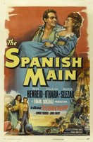 The Spanish Main movie poster (1945) picture MOV_330c5a5f