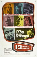 13 West Street movie poster (1962) picture MOV_330f0333