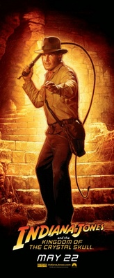 Indiana Jones and the Kingdom of the Crystal Skull movie poster (2008) poster MOV_33111701