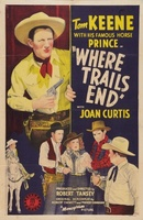 Where Trails End movie poster (1942) picture MOV_3313bbbd