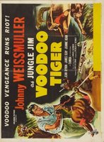 Voodoo Tiger movie poster (1952) picture MOV_3313f6d7