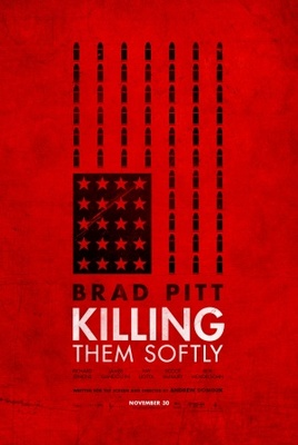 Killing Them Softly movie poster (2012) poster MOV_33142cd0
