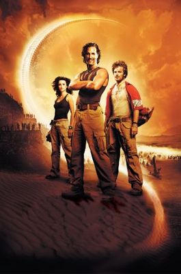 Sahara movie poster (2005) poster MOV_3314c6e9