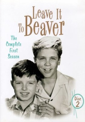 Leave It to Beaver movie poster (1957) poster MOV_33155fb5