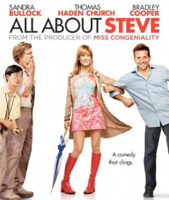 All About Steve movie poster (2009) poster MOV_3326b232