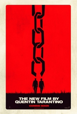 Django Unchained movie poster (2012) poster MOV_3329a017