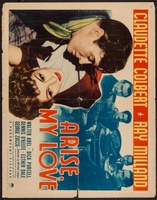 Arise, My Love movie poster (1940) picture MOV_332a5004