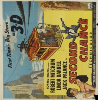 Second Chance movie poster (1953) poster MOV_332e2da8