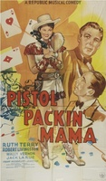 Pistol Packin' Mama movie poster (1943) picture MOV_332f1ee7