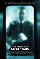 The Midnight Meat Train movie poster (2008) picture MOV_1bfb62ce