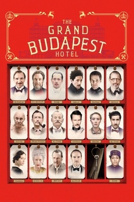 The Grand Budapest Hotel movie poster (2014) poster MOV_3333065f