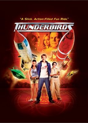 Thunderbirds movie poster (2004) poster MOV_3334d11b