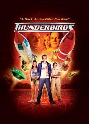 Thunderbirds movie poster (2004) poster MOV_3334d11b