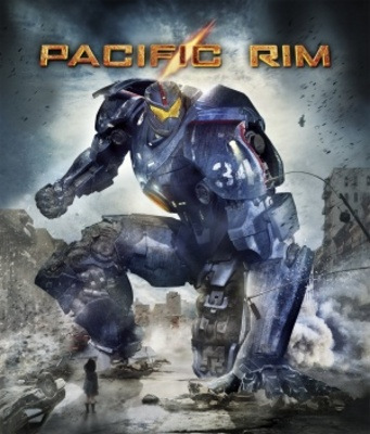 Pacific Rim movie poster (2013) poster MOV_333d35f2