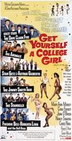 Get Yourself a College Girl movie poster (1964) picture MOV_333e5400
