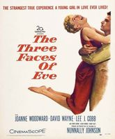 The Three Faces of Eve movie poster (1957) picture MOV_3342502e