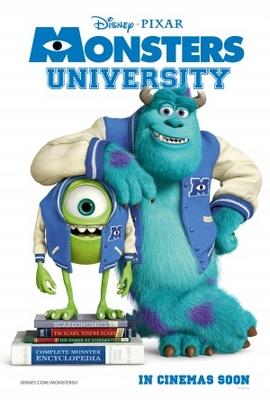 Monsters University movie poster (2013) poster MOV_33452235