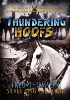 Thundering Hoofs movie poster (1924) picture MOV_33479ddc