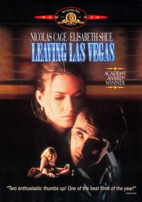 Leaving Las Vegas movie poster (1995) poster MOV_3347bfb6